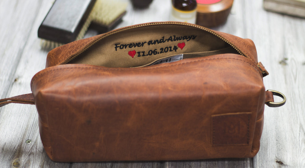 Why Leather For A Third Wedding Anniversary Gift Ideas For Him And