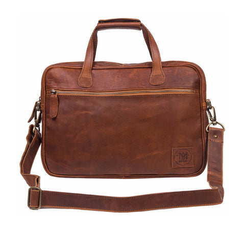 Compact Laptop Satchel