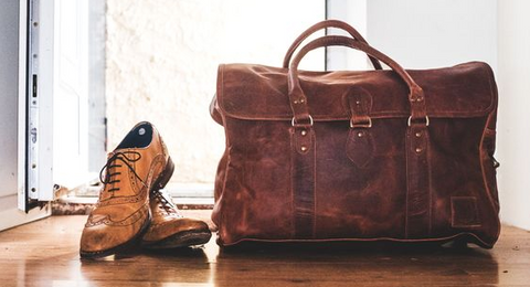Choosing the right leather bag