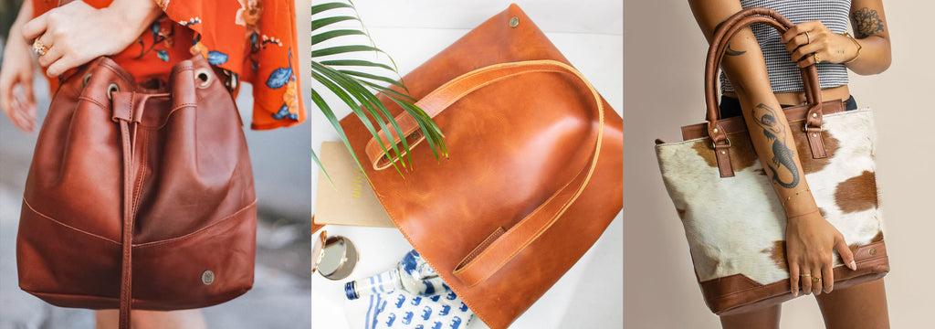 MAHI Leather Handbags