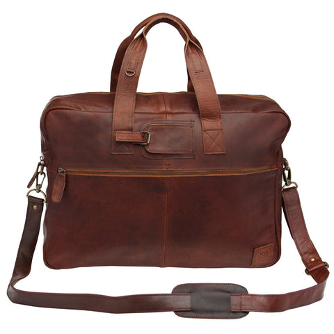 73bf31776099 Leather Holdalls For Hand Luggage