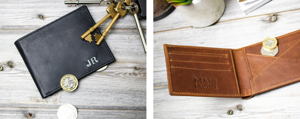 Wallets as Gifts, Personalised Gifts