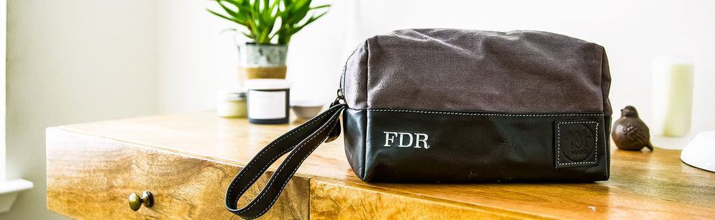 The History of The Dopp Kit or Wash Bag