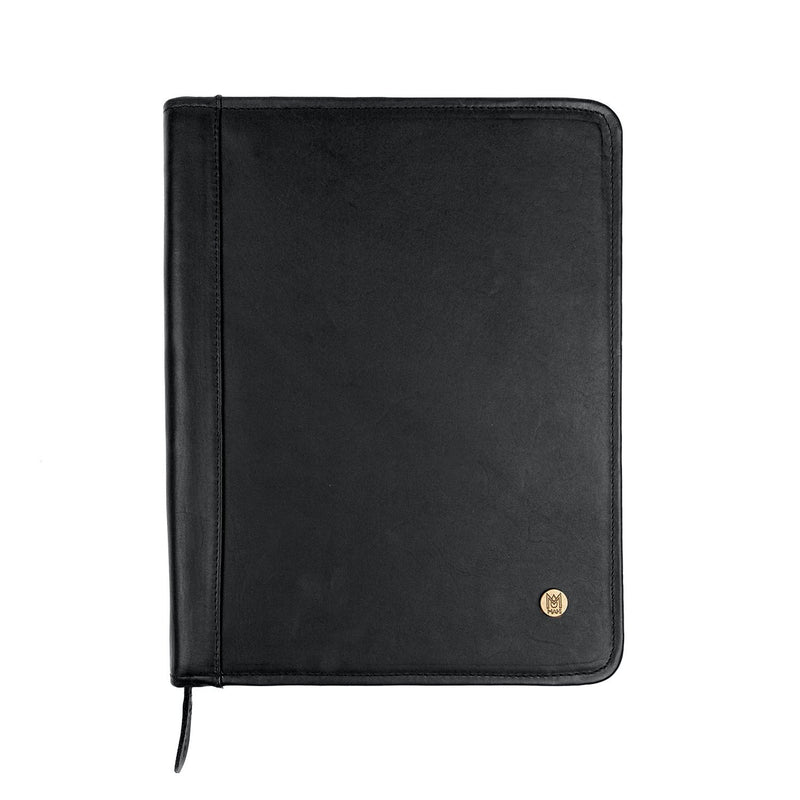 Oxford Zip-Up Portfolio