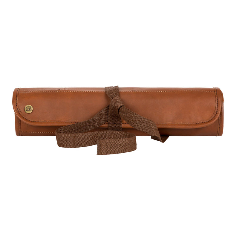 Zipped Pocket Knife Roll