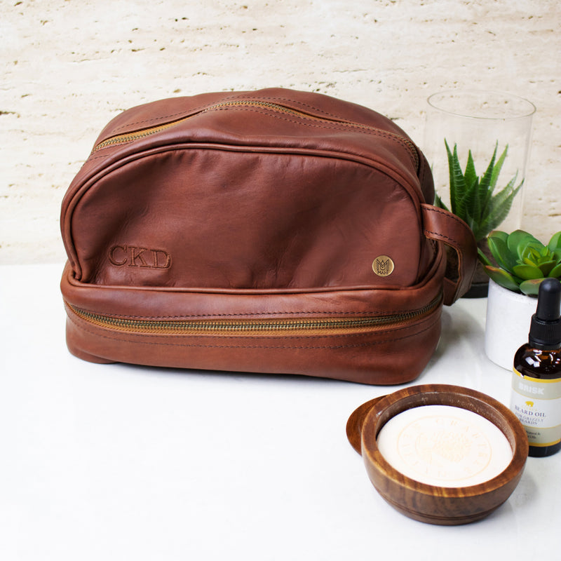 The Raleigh Wash Bag