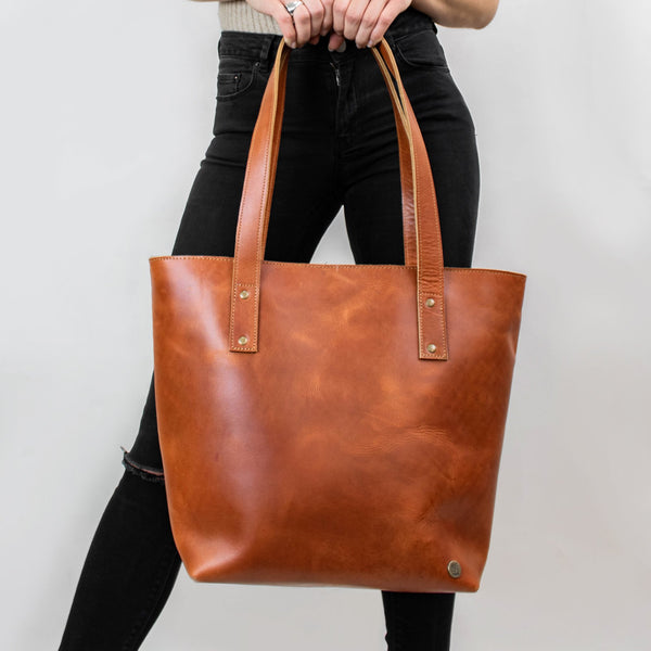 The Classic Buffalo Tote