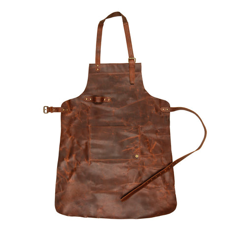 Branded Leather Apron