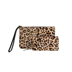 Leopard Print Clutch & Purse Gift Set For Her | Save 10%
