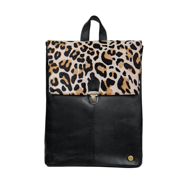 Cowhide Yale Backpack