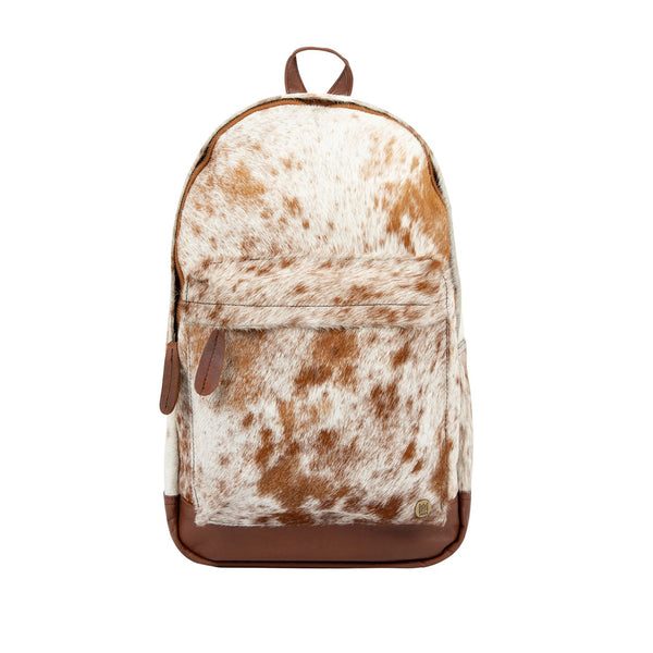 The Classic Cowhide Backpack