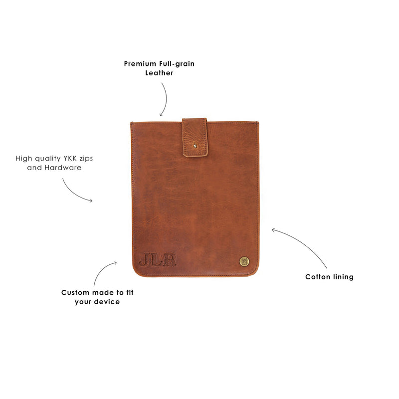 The Stockholm iPad Sleeve