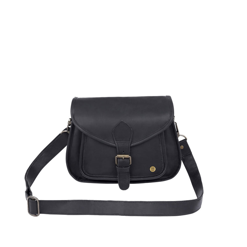 The Classic Saddle Bag