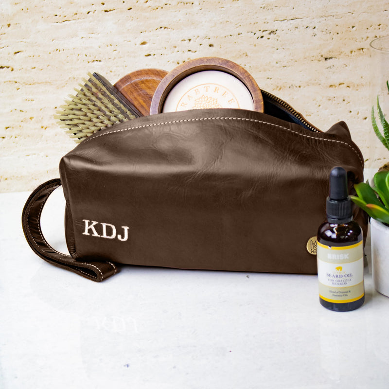 The Classic Wash Bag
