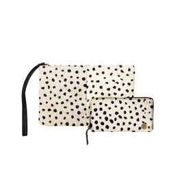 Spot Print Clutch & Purse Gift Set For Her | Save 10%