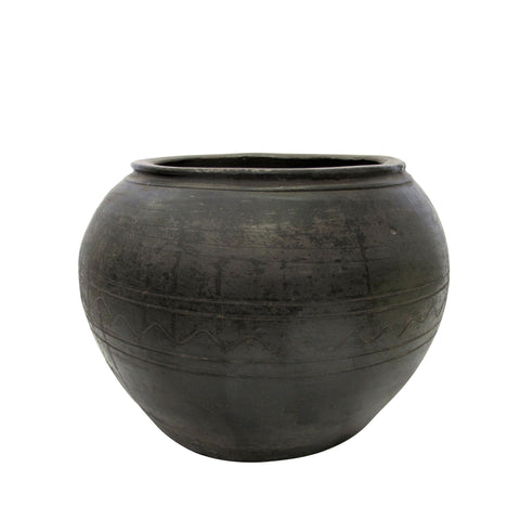 GREY OLD JAR MEDIUM