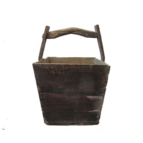 WOOD BASKET
