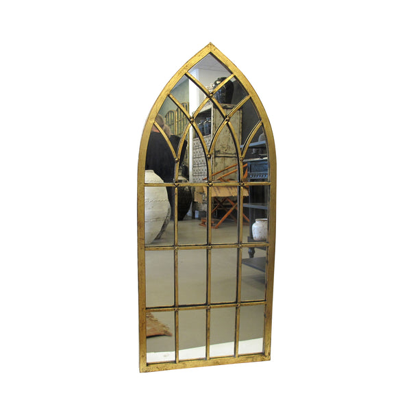 Church mirror gold