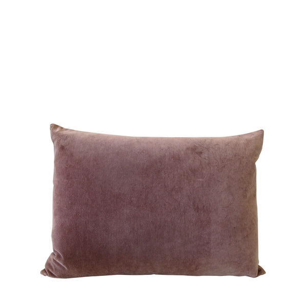ROSA VELVET CUSHION LARGE