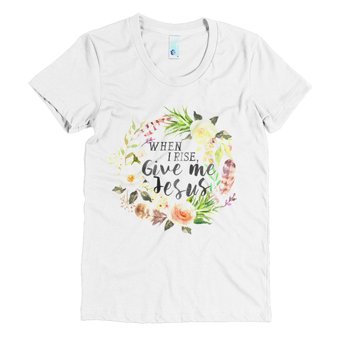 Give Me Jesus Women's Tee