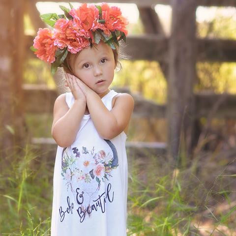 Boho and Beautiful (Kids)