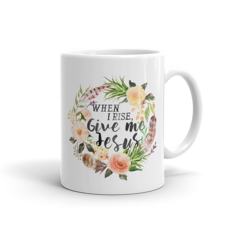Give Me Jesus Ceramic Mug
