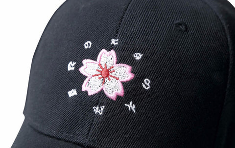 Hyperest Cherry Blossom Dad Cap