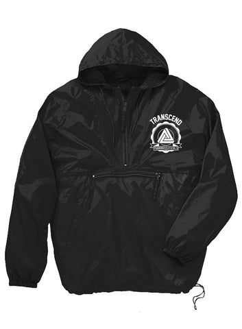 Transcend Pharmaceuticals Anorak Windbreaker Jacket