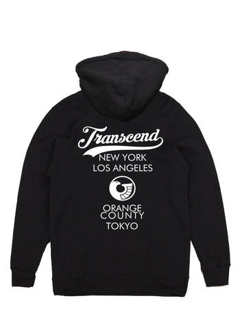Transcend World Tour Hoodie