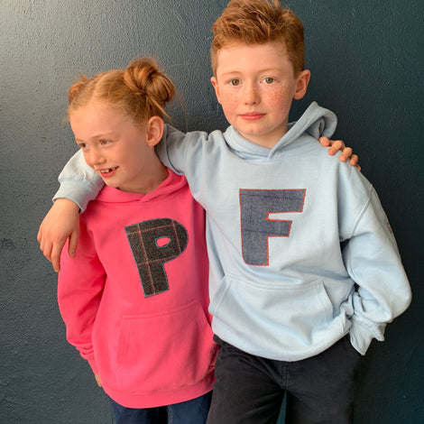 luxury personalised hoodies