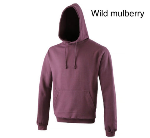 Mulberry Personalised Hoodie with British Tweed Appliquéd Initial