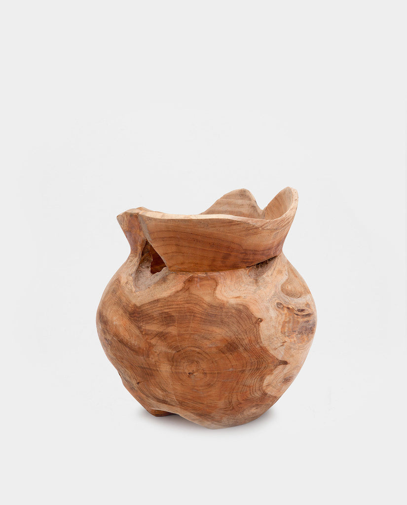 ( WOOD ) Ornamented Bowl