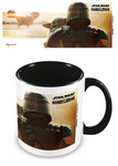 Star Wars - The Mandalorian black inner mug