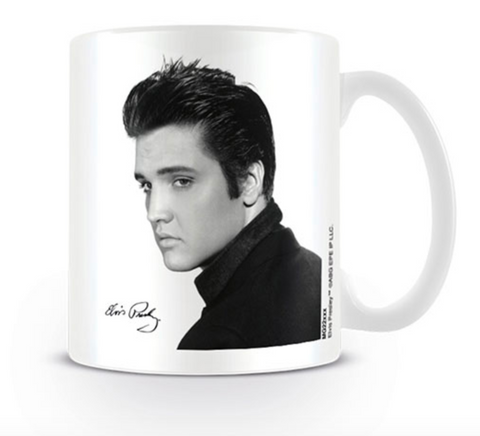 Elvis - portrait