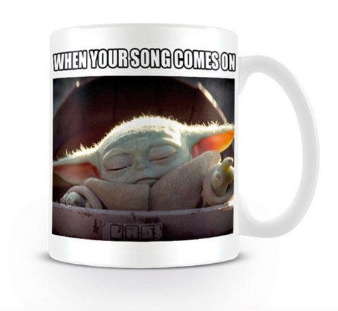star wars - when your song comes on