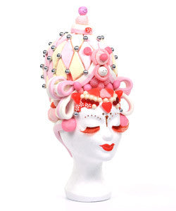 "Candy Head ""Lady Versailles"""