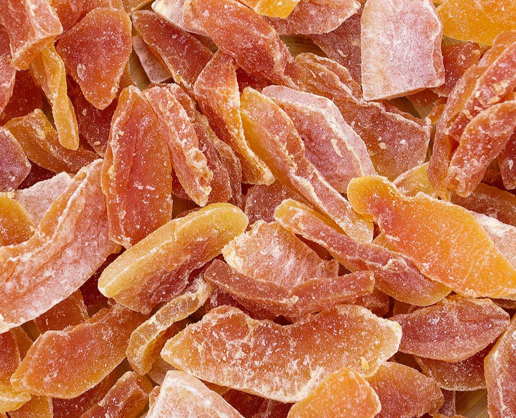 Papaya Chunks Dried Fruit