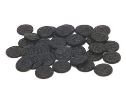 Licorice Coins Sugar Free
