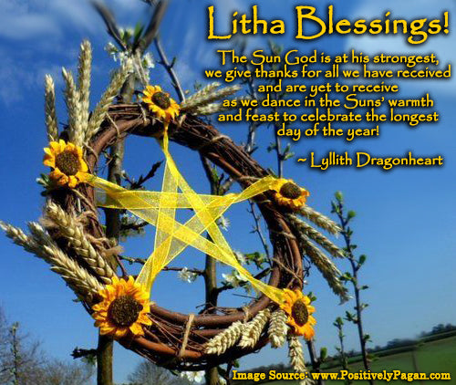 Summer Solstice ~ Litha