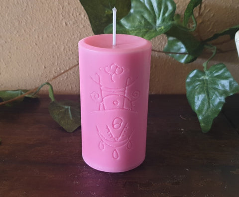 love spell candle for client - lyllith dragonheart