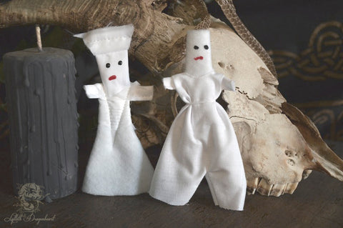 voodoo dolls - poppets - lyllithsemporium australian witchcraft supplies