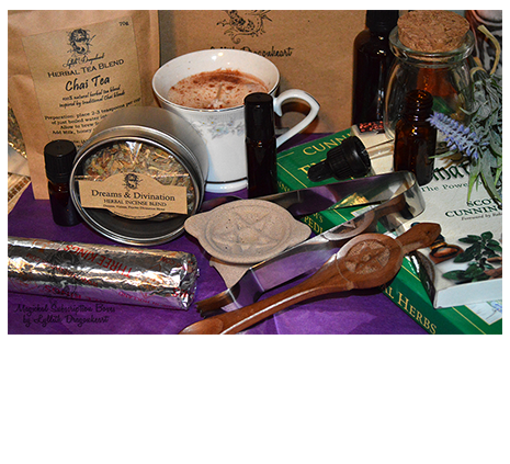 green witch subscription box australia