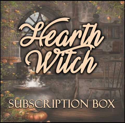Hearth Witch Subscription Box