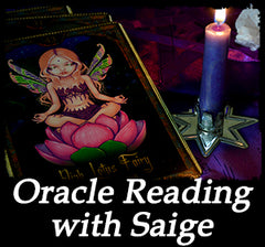 oracle reading with saige