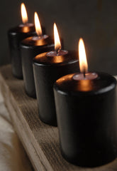 Black Candles to absorb negativity