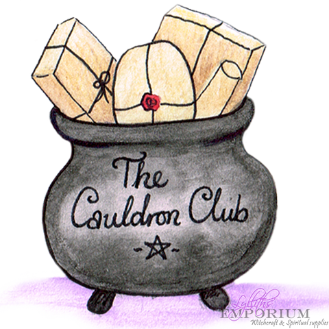 The Cauldron Club - logo