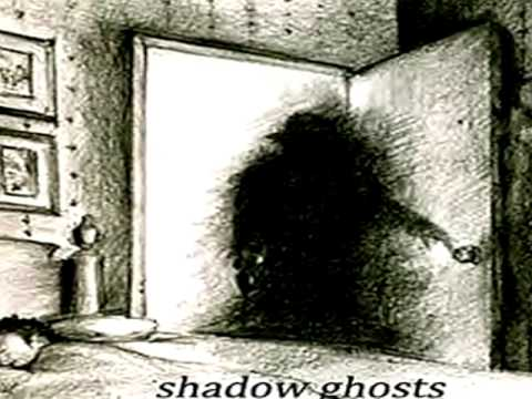 shadow person - drawing