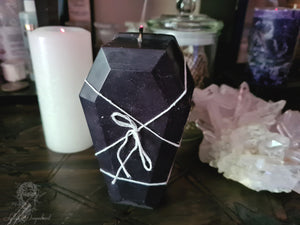 Coffin Candle