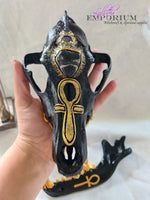 Anubis Dedication Skull