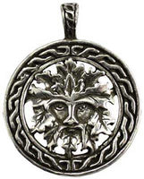 Celtic Green Man - Growth